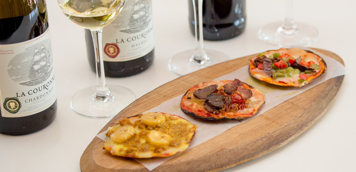 Pizza & Wine Pairing